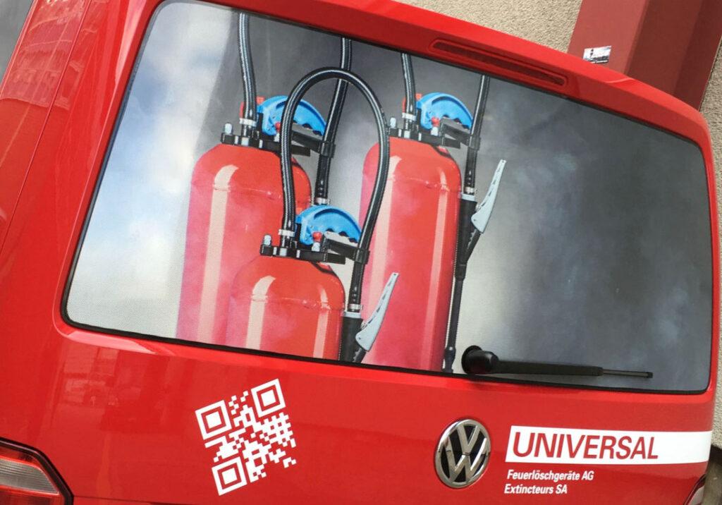 Unsere Fahrzüge für den Brandschutz
