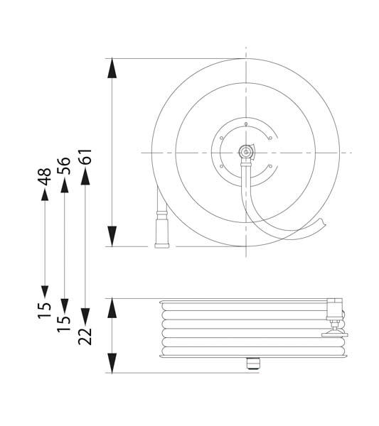 Skizze Umbausatz Vogthaspel