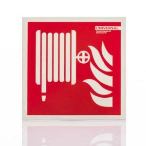 Brandschutzschild Feuerlöschposten